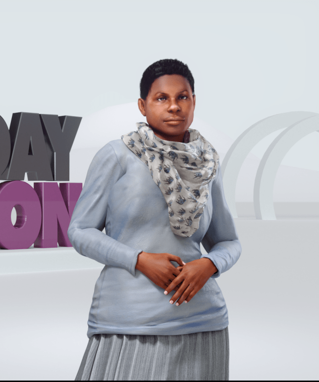 everydau inclusion virtual reality diversity inclusion training black female character