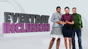 equal reality everyday inclusion for oculus quest diveristy inclusion equity intersectionality training in vr