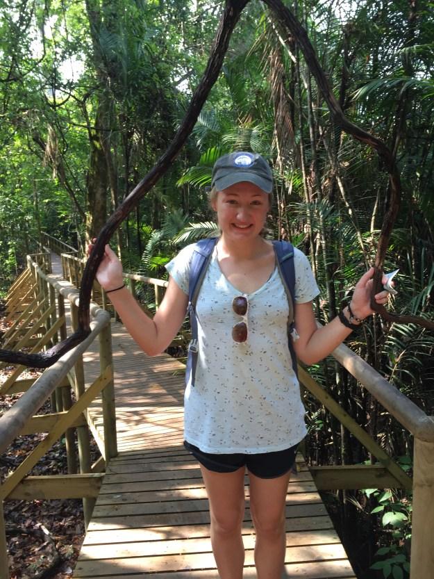 Sendero Oso Peresozo Sloth Trail :)