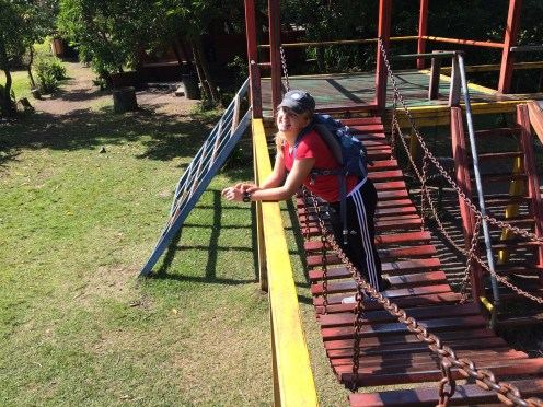 Playground chillin, yall.
