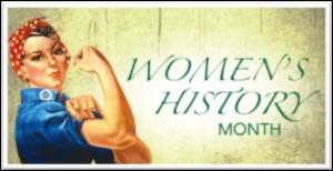 030718 Women's History Month