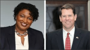 101718 Georgia Governor Race