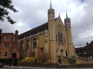 My local parish :)