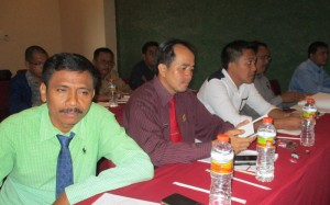 Anggota DPRD Ketapang mengikuti Bimtek Sinkronisasi Peran DPRD dengan Tim Anggaran Pemkab Dalam Pelaksanaan Penyusunan APBD Ketapang 2016 Serta Pengawasan Pelaksanaan Keuangan Desa di Yogyakarta.