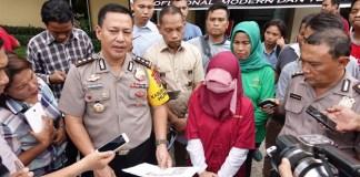 Polda Sumut merilis kasus ujaran kebencian yang diduga dilakukan oleh Dosen Usu dan seorang Satpam Bank (Istimewa)