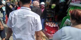 Banyak Makanan Ilegal Dijual di Pasar