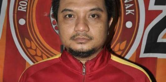 Pendiri Komunitas Roma Club Indonesia Pontianak, Ferry Pratondo
