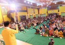 Calon Gubernur Kalbar nomor urut tiga Sutarmidji Buka Puasa Bersama dengan tokoh agama dan ormas Islam (Kang Enchus for Equator).
