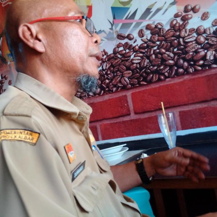 Skd, Kasi Air Bersih Dinas Perumahan, Cipta Karya Tata Ruang, dan Pertanahan (DPC-TRP) Kabupaten Sanggau—eQuator.co.id