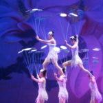 Acrobat Show in Shanghai