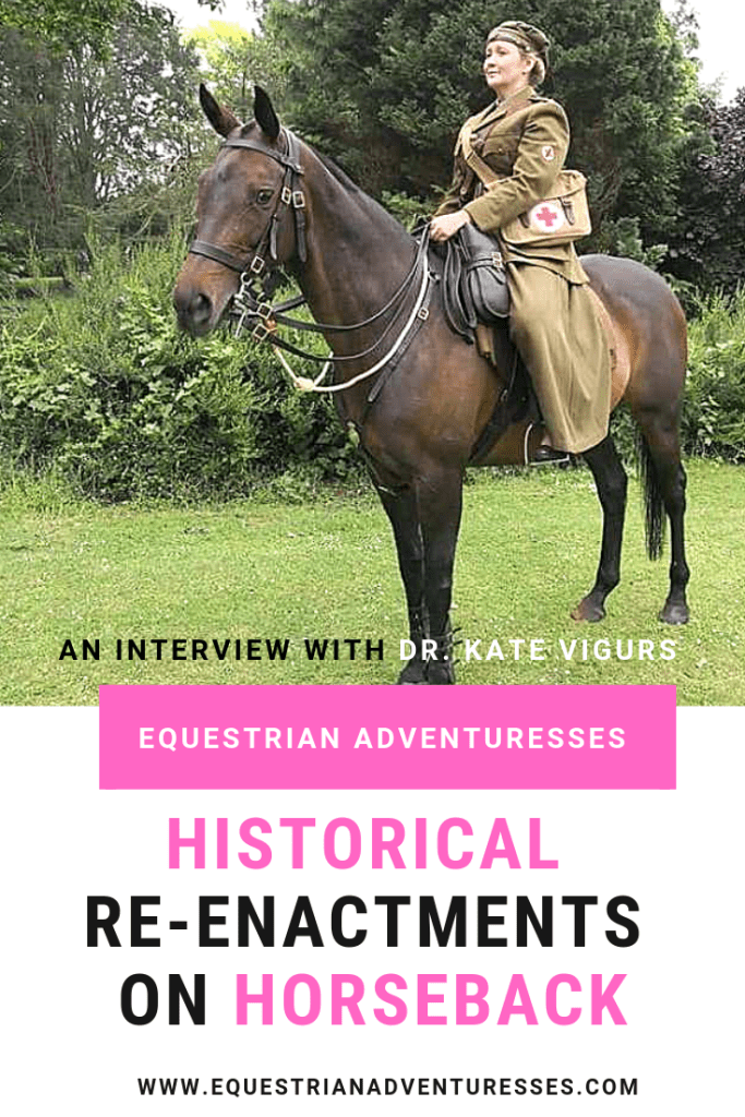 historical re-enactments on horseback Pinterest post