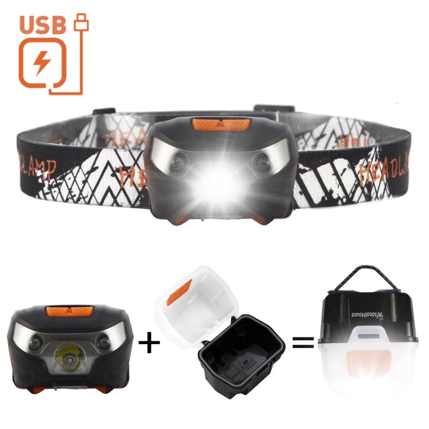 Dont get caught at night without a headtorch in your long distance horse riding gear