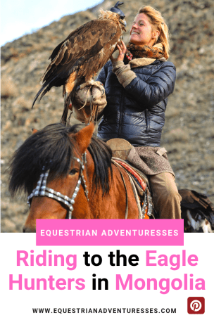 Riding to the Eagle Hunters in Mongolia - Pinterest