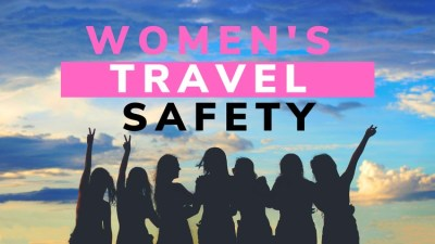 Link to complete Course Travel Safety Guide for Women to help you stay safe in your travels around the world