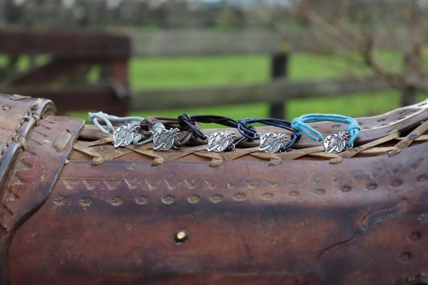 Equestrian Jewelry Collection Bracelets in 5 colors