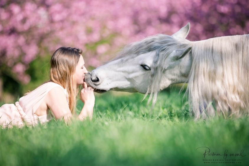 Miriam's photography captures unique and intimate moments of the relationship between horses and humans