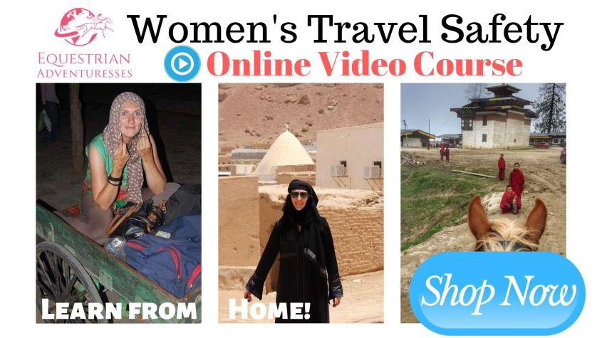 Learn how to travel alone safely as a woman in our online course with women travel safety tips especially for single woman traveling alone
