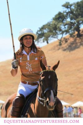 Pinterest Pin for article: Mongolian Polo: The Exciting Life of Traveling Women Polo Players – Part 2