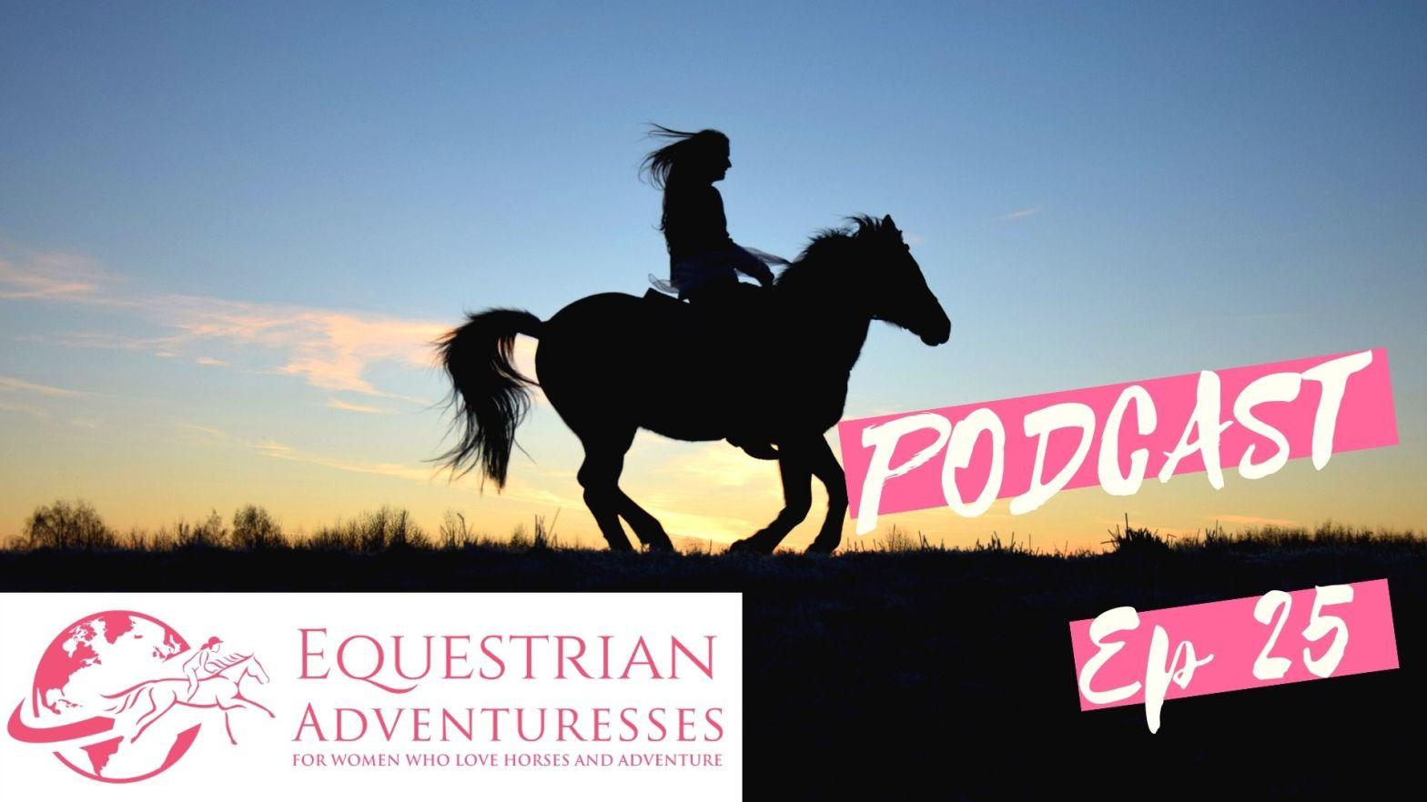 Travel and Horse Podcast - Ep 25: A Young Girl's Dream of Becoming a Cowgirl - Heather and Ute talk with Kari Beerman