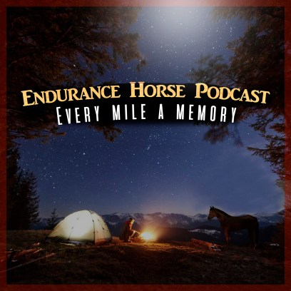 Endurance Horse Podcast logo