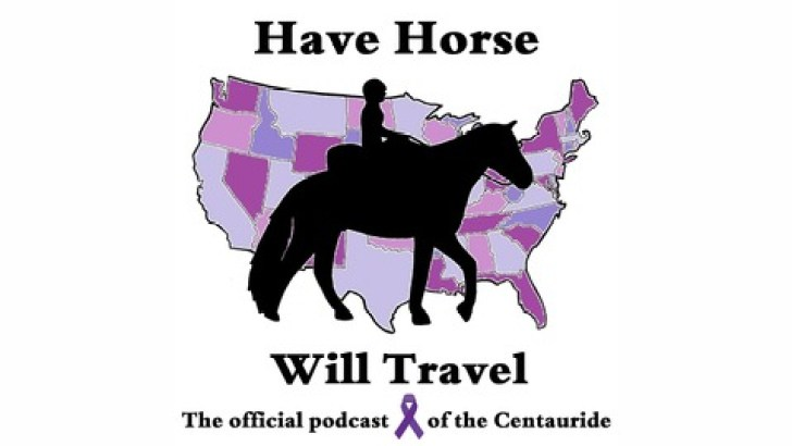 Have Horse Will Travel podcast logo