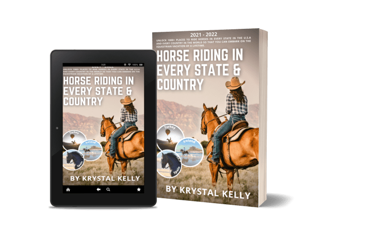 catalog of horse riding vacations and horse riding adventures in all states of the USA and every country in the world. Available as eBook and hardcopy