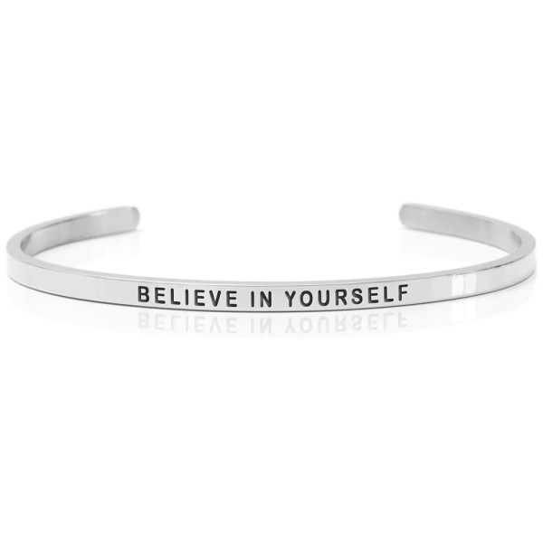 BELIEVE IN YOURSELF – Armband (Daniel Sword)
