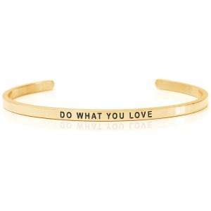 DO WHAT YOU LOVE – Armband (Daniel Sword)