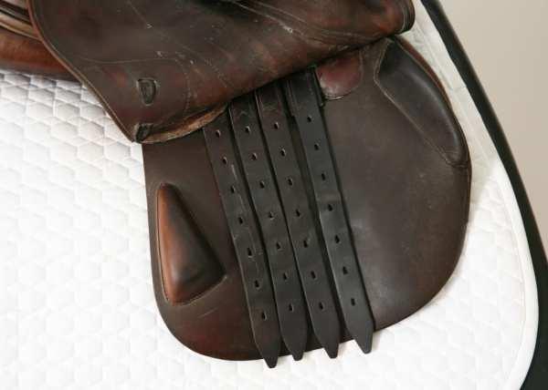 Right Flap on Amerigo CC Jump Saddle 17.5M 864061