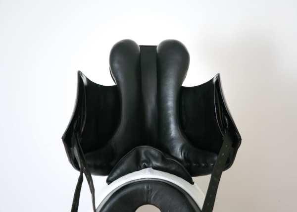Underside of Amerigo Vega MF Dressage Saddle 50660914