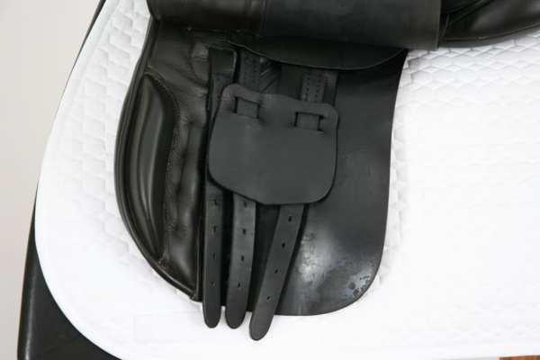 Left Flap on Albion K2 VSD 17.5W Saddle SN: 101562