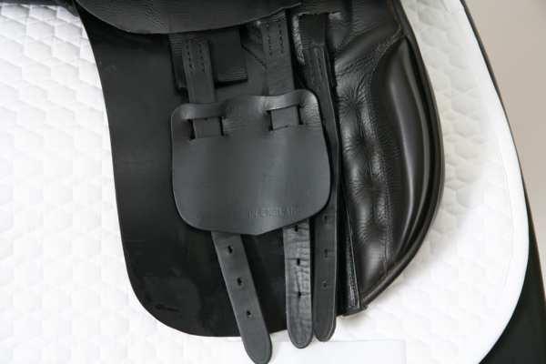 Right Flap on Albion K2 VSD 17.5W Saddle SN: 101562