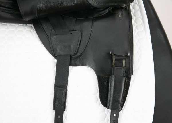 Right Flap on Prestige X-D1D K Zero 17L Saddle SN: 05640717