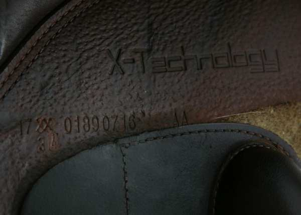 Flap Stamp on Prestige X-Perience D 17 34 SN: 01880716