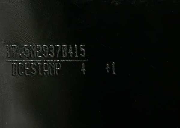 Flap Stamp on Amerigo Cervia Siena MF Dressage 17.5MW 29340415