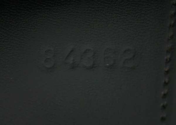 Serial Number on Albion Platinum Dressage 17.5MW SN: 84362