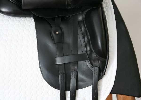 Right Flap on Albion Platinum Dressage 17.5MW SN: 84362