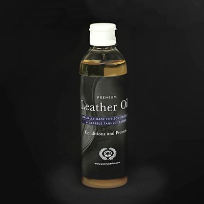 Leather oil premium new zealand
