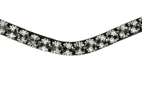 sleek onyx browband