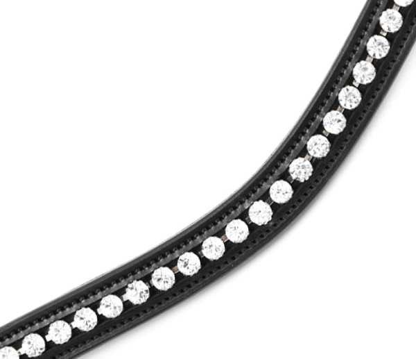 Tiffany diamante wave browband