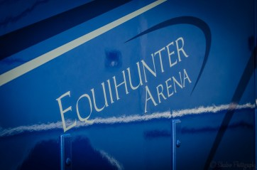 Equihunter Arena 3.5t Horsebox in Ford Performance Blue