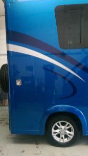 Equihunter Arena - Our Own 2015 Demonstrator in BMW Metallic Estoril Blue (36)