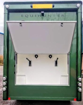 Equihunter Aurora 3.5 & 3.9 Tonne Horsebox