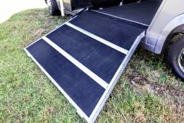 Equihunter Aurora Solid and Robust Lower Ramp Door