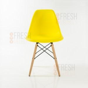 chaise d'inspiration Eames