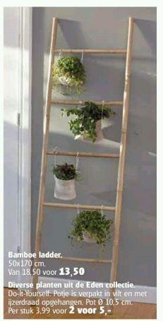 Amenager-sa-terrasse-deco-echelle-bambou