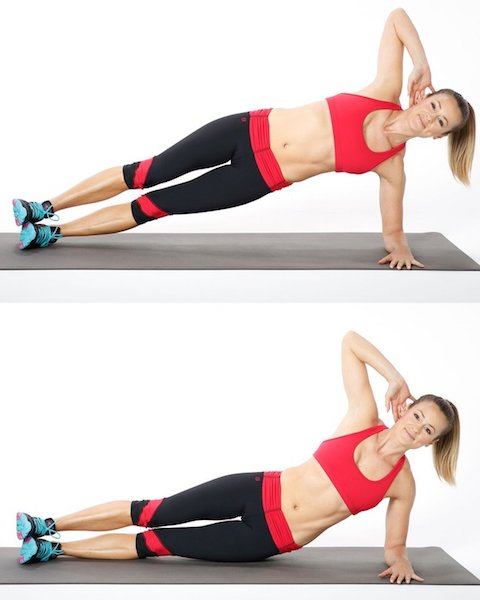 ab and obliques workout