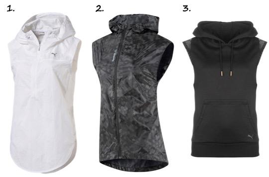 autumn activewear