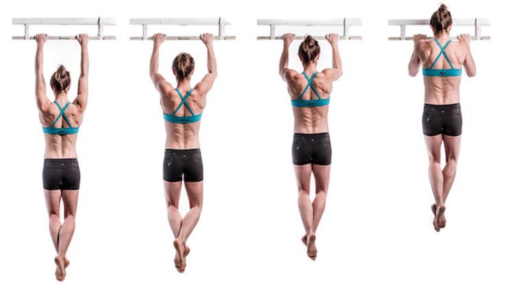 fitness bucket list