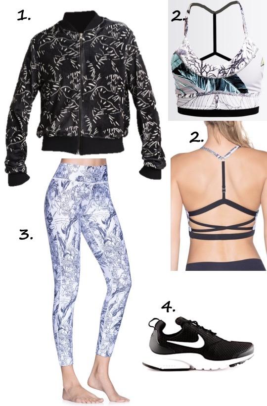 activewear AW17/18